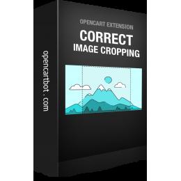 Правильне обрізання зображень на OpenCart