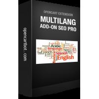 Мультимовність для SEO Pro OpenCart 3
